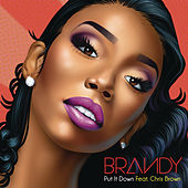Put It Down von Brandy