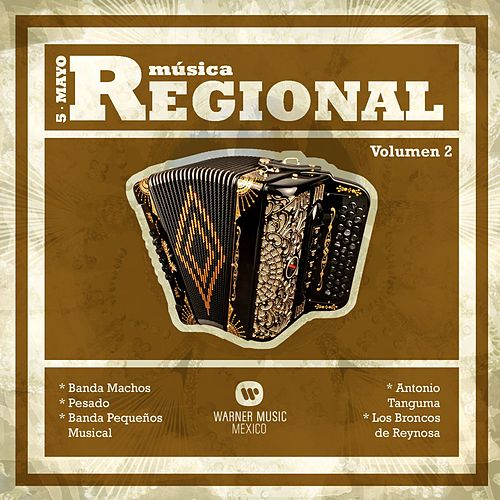 Play & Download Musica Regional 'Cinco de Mayo' Vol. 2 by Various Artists | Napster