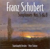 SCHUBERT, F.: Symphonies Nos. 5 and 8,