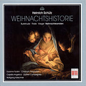 Schütz, Buxtehude, Krieger & Theile: Christmas Cantatas by Various Artists