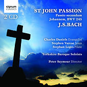 St John Passion by Charles Daniels