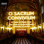 Play & Download O Sacrum Convivium by Samuel Rathbone | Napster