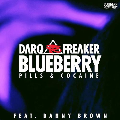 Blueberry EP by Darq E Freaker