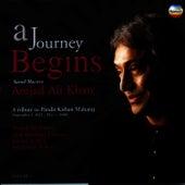A Journey Begins, Vol. 1 by Amjad Ali Khan