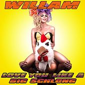 Play & Download Love You Like a Big Schlong - Single by Willam | Napster