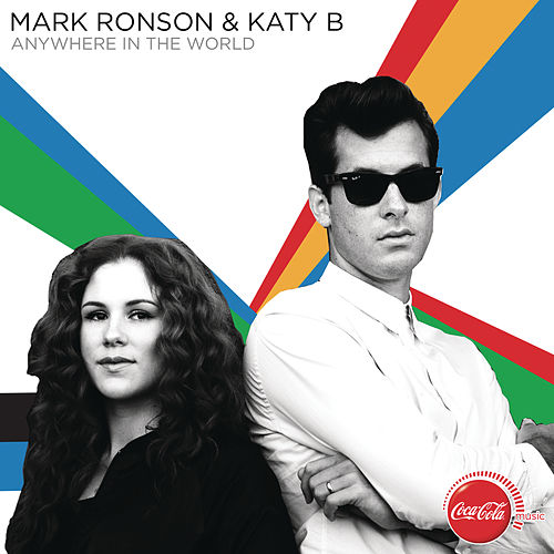 Play & Download Anywhere in the World by Mark Ronson | Napster