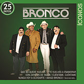 Play & Download Íconos 25 Éxitos by Bronco | Napster