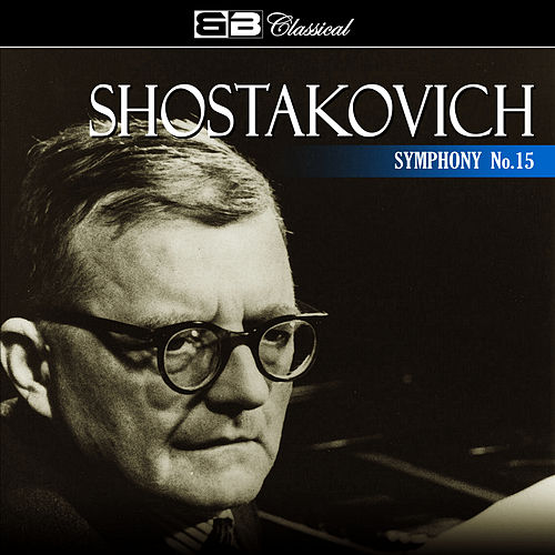 Shostakovich Symphony No. 15 (Single) by Kyril Kondrashin