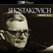 Shostakovich Symphony No. 10 (Single) by Kyril Kondrashin