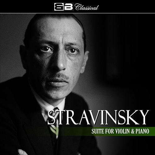 Stravinsky Suite for Violin and Piano by Valentin Zhuk