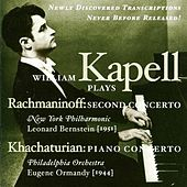 Play & Download Rachmaninov & Khachaturian: Piano Concertos (1944, 1951) by William Kapell | Napster