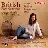 British Flute Concertos by Emily Beynon