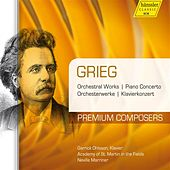 Grieg: Orchestral Works - Piano Concerto by Various Artists