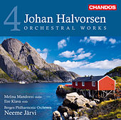 Halvorsen: Orchestral Works, Vol. 4 by Various Artists
