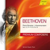 Play & Download Beethoven: Piano Sonatas Nos. 1, 8, 14, 18, 23, 26, 32 by Gerhard Oppitz | Napster