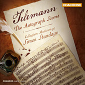 Telemann: The Autograph Scores by Various Artists