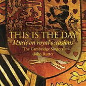Play & Download This is the Day: Music on Royal Occasions by Various Artists | Napster
