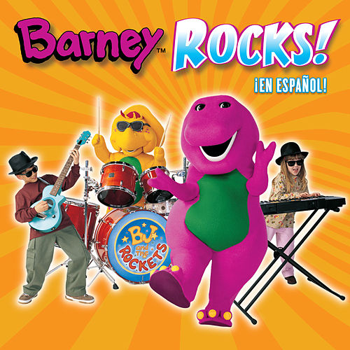Play & Download Barney Rocks! (En Español!) by Barney | Napster