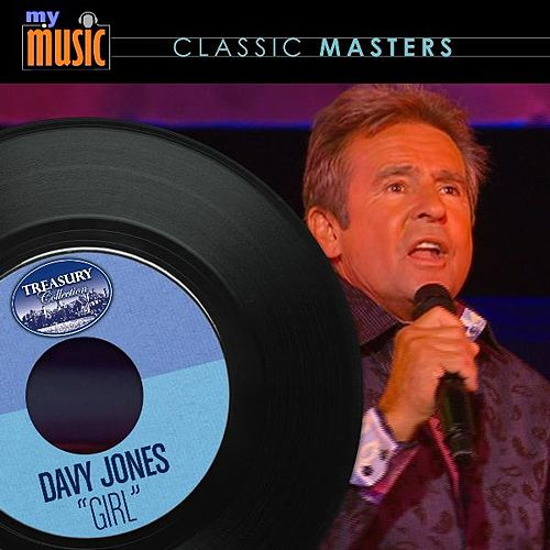 Play & Download Girl - Single by Davy Jones   Napster