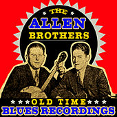 Play & Download Old Time Blues Recordings by Allen Brothers | Napster