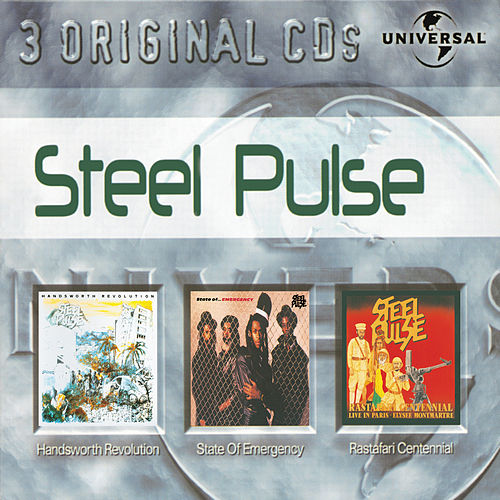 Handsworth Revolution / State Of Emergency / Rastafari Centennial von Steel Pulse