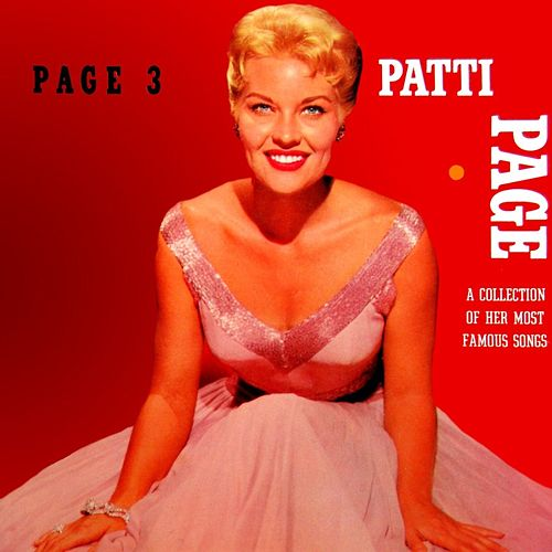 Play & Download Page 3 by Patti Page | Napster