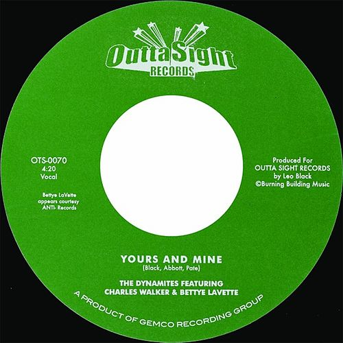 Play & Download Yours and Mine - Single by The Dynamites | Napster