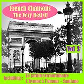 Play & Download French Chansons the Very Best of, Volume 3 by Various Artists | Napster