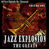 Jazz Explosion - The Greats Volume One by Various Artists