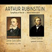 Saint-Saens: Piano Concerto No 2 - Franck: Symphonic Variations (Remastered) by Arthur Rubinstein