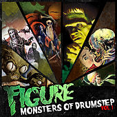 Monsters of Drumstep Vol. 1 by Various Artists