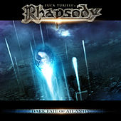 Dark Fate of Atlantis by Rhapsody