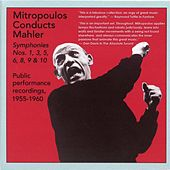 Play & Download Mitropoulos Conducts Mahler: Public Performance Recordings (1955-1960) by Various Artists | Napster