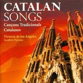 Traditional Catalan Songs by Victoria De Los Angeles