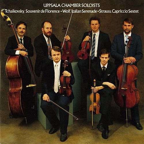 Play & Download Tchaikovsky: Souvenir de Florence - Wolf: Italian Serenade - Strauss: Capriccio Sextet by Uppsala Chamber Soloists | Napster