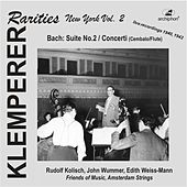 Klemperer Rarities: New York, Vol. 2 (1940, 1942) by Various Artists