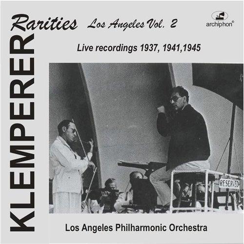 Klemperer Rarities: Los Angeles, Vol. 2 (1937-1945) by Various Artists