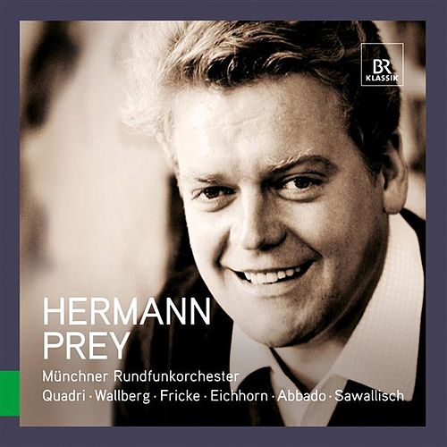 Play & Download Great Singers Live: Hermann Prey by Hermann Prey | Napster