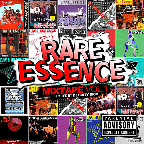 Play & Download Mixtape Vol. 1 Hosted By DJ Rico by Rare Essence | Napster