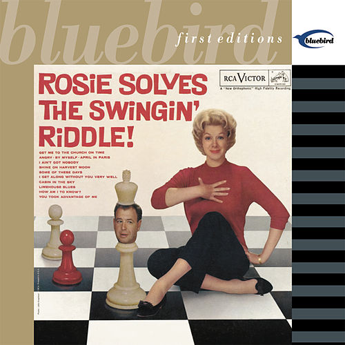 Play & Download Rosie Solves The Swingin' Riddle! by Rosemary Clooney | Napster