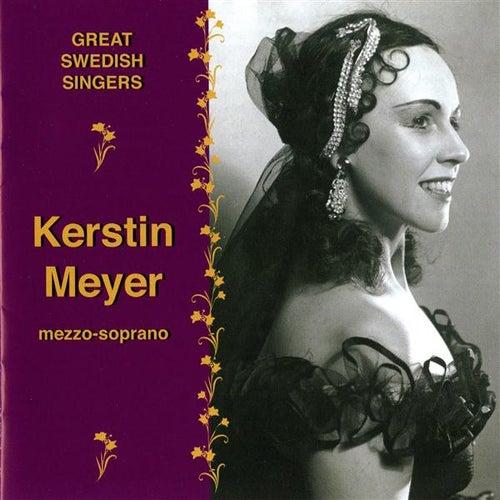 Play & Download Great Swedish Singers: Kerstin Meyer (1954-1972) by Kerstin Meyer | Napster