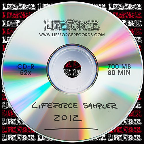 Play & Download Lifeforce Records No Budget Sampler 2012 by Various Artists | Napster