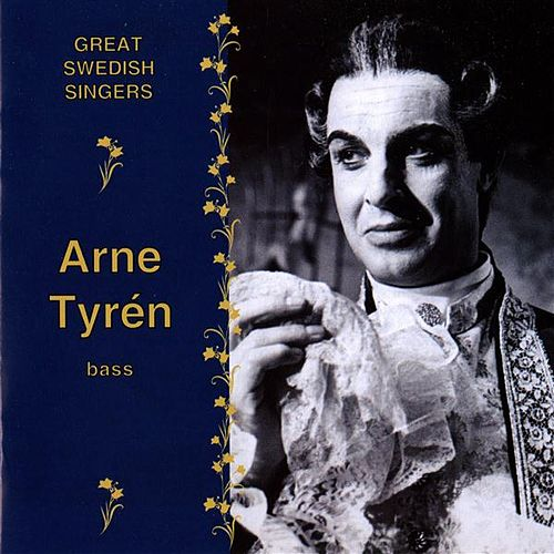 Great Swedish Singers: Arne Tyren (1958-1969) by Arne Tyren