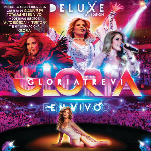 Gloria En Vivo by Gloria Trevi