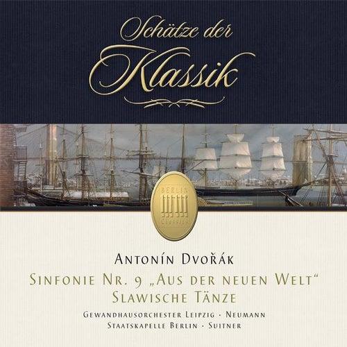 Play & Download Dvořák: Symphony No. 9 & Slavonic Dances (Schätze der Klassik) by Various Artists | Napster