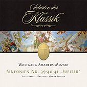 Play & Download Mozart: Symphonies No. 39, 40 & 41 (Schätze der Klassik) by Various Artists | Napster