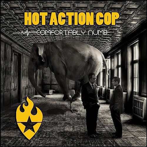 Comfortably Numb - Single von Hot Action Cop