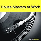House Masters At Work, Vol. 19 by Various Artists