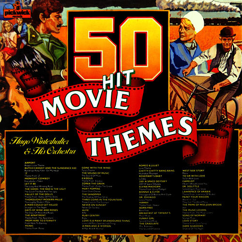 Play & Download 50 Hit Movie Themes by Hugo Winterhalter | Napster