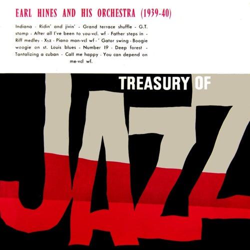 Treasury Of Jazz by Earl Fatha Hines